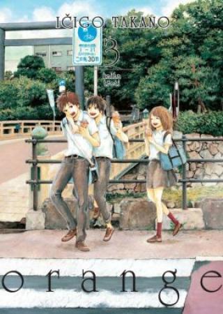 Orange 3 - Takano Ičigo
