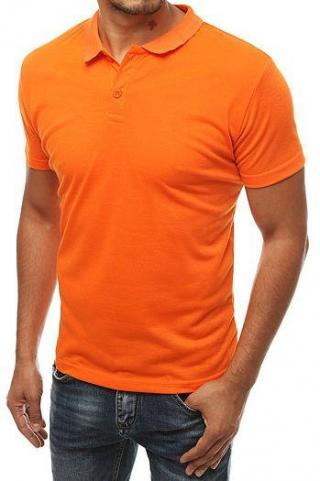 Orange mens polo shirt PX0313 pánské Neurčeno M