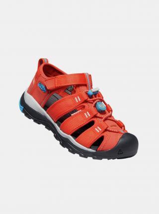 Oranžové dětské sandály Keen oranžová 25-26