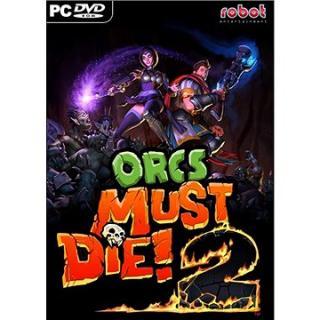 Orcs Must Die! 2 (PC) DIGITAL