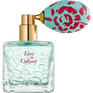 Oriflame Live in Colour parfémovaná voda pro ženy 50 ml dámské 50 ml