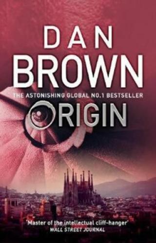 Origin:  - Dan Brown