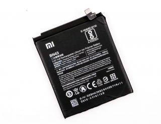 Originální baterie BN43 pro Xiaomi Redmi Note 4 Global 4000mAh
