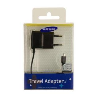 Originální cestovní nabíječka Samsung ETA0U10EBE micro USB