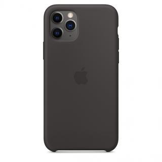 Originální kryt Silicone Case pro Apple iPhone 11 Pro Max, černá