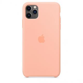 Originální kryt Silicone Case pro Apple iPhone 11 Pro Max, grepová