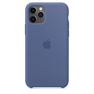 Originální kryt Silicone Case pro Apple iPhone 11 Pro, modrá