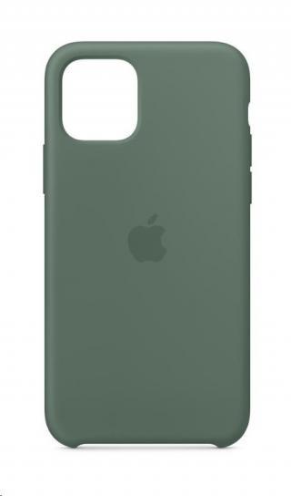 Originální silikonový kryt MWYP2ZM/A pro Apple iPhone 11 Pro, green