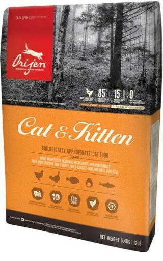 Orijen Cat Cat and Kitten 5,4kg