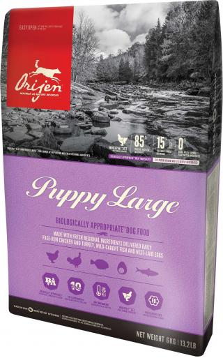 Orijen Dog Puppy Large 6kg