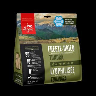 Orijen Freeze Dog masove medailonky Tundra 170g