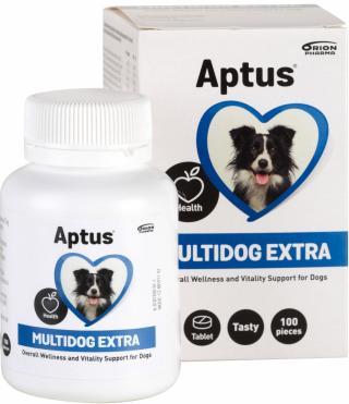 Orion Pharma Aptus Multidog Extra VET 100tbl