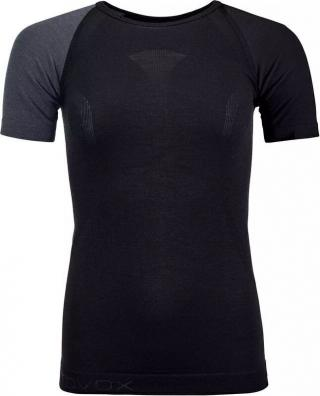 Ortovox 120 Comp Light Short Sleeve W Black Raven XL dámské XL