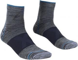 Ortovox Alpinist Quarter Ponožky pánské Grey 45
