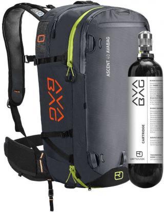 Ortovox Ascent 40 Avabag Kit Black Anthracite SET