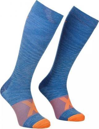 Ortovox Tour Compression M Ponožky pánské Blue 45