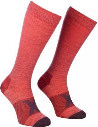 Ortovox Tour Compression W Ponožky dámské Red 39