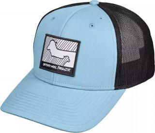 Ortovox Wool Promise Trucker Cap Light Blue 58cm pánské
