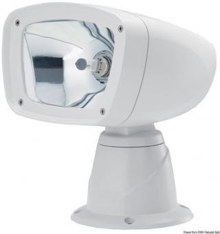 Osculati Classic - vnější světlomet 24V White