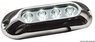 Osculati Podvodní světlo 4 bílé LED Silver