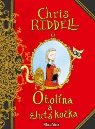 Otolína a žlutá kočka - Chris Riddell