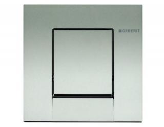 Ovládací tlačítko Geberit plast chrom 116.012.21.1