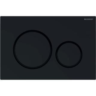 Ovládací tlačítko Geberit Sigma 20 plast černá 115.882.DW.1 černá černá
