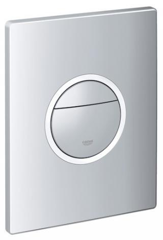 Ovládací tlačítko Grohe Nova Cosmopolitan Light plast chrom 38809000