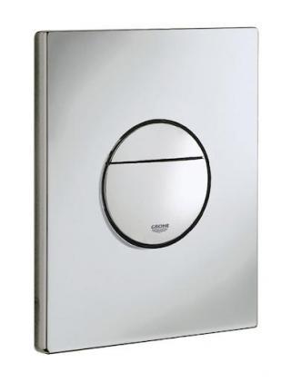Ovládací tlačítko Grohe Nova Cosmopolitan plast chrom mat 38765P00