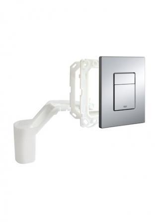Ovládací tlačítko Grohe Skate Cosmopolitan Set Fresh plast chrom 38805000