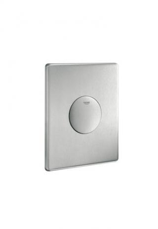 Ovládací tlačítko Grohe Skate nerez kartáčovaný 38445SD0