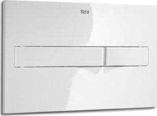 Ovládací tlačítko Roca PL2 plast bílé A890096000 bílá bílá