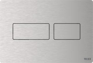 Ovládací tlačítko TECE Solid kartáčovaná nerez 9240434 ostatní nerez