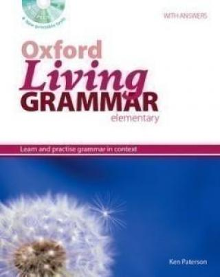 Oxford Living Grammar Elementary with Key and CD-ROM  Pack New Edition