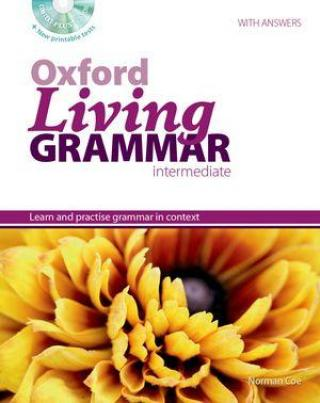Oxford Living Grammar Intermediate with Key and CD-ROM  Pack New Edition