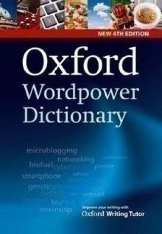 Oxford Wordpower Dictionary 4th Edition - Turnbull J.