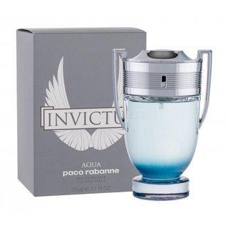 Paco Rabanne Invictus Aqua 2018 toaletní voda pro muže 150 ml