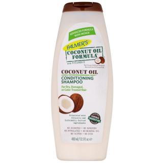 Palmer's Hair Coconut Oil Formula vyživující šampon 400 ml dámské 400 ml