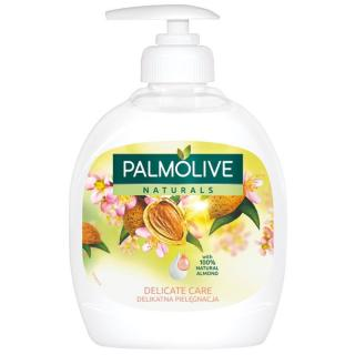 Palmolive Naturals Delicate Care tekuté mýdlo na ruce s pumpičkou 300 ml dámské 300 ml