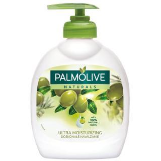 Palmolive Naturals Ultra Moisturising tekuté mýdlo na ruce s pumpičkou 300 ml dámské 300 ml