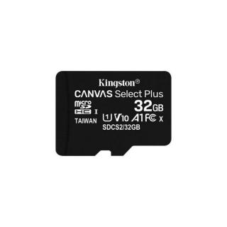 Paměťová karta Kingston Canvas Select Plus 32GB Class 10