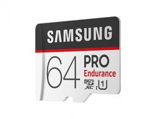 Paměťová karta Samsung PRO 64GB microSDXC Class 10   adapter