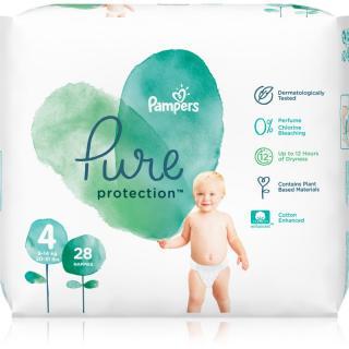 Pampers Pure Protection Size 4 pleny  28 ks 28 ks