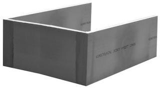 Panel k vaně Polysan CAME TIFA akrylát 23939 bílá