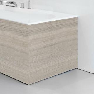 Panel k vaně Ravak City 80 cm akrylát dřevo X000001109
