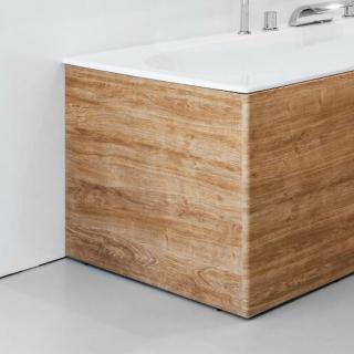 Panel k vaně Ravak City 80 cm akrylát dub X000001063 ostatní dub