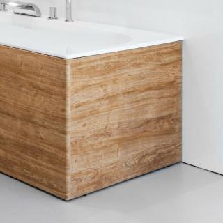 Panel k vaně Ravak City 80 cm akrylát dub X000001066