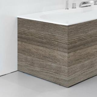 Panel k vaně Ravak City 80 cm akrylát ořech X000001064 ostatní ořech
