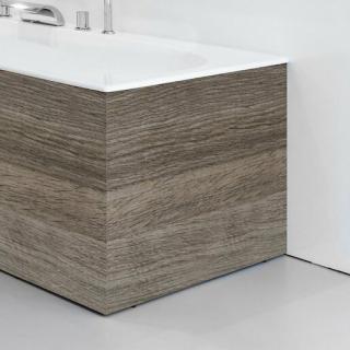 Panel k vaně Ravak City 80 cm akrylát ořech X000001067