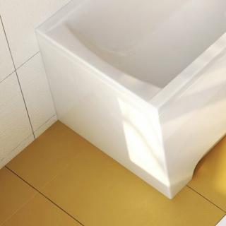Panel k vaně Ravak Formy 01 75 cm akrylát CZ00130A00 bílá